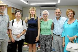 Presentación del libro de Montserrat Espallargas en Embat Llibres