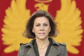 Cospedal remarca que el Ejército garantiza la soberanía y la integridad territorial de España