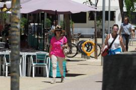 Junio fue un mes muy cálido en Balears con una anomalía de temperatura de 1,8 grados