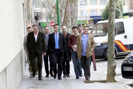 Otros tres detenidos en la causa abierta contra los presuntos agentes electorales de UM