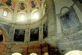 Una obra «de mínimos» permite 'coser' las grietas de Sant Antoniet