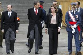 El PP apuesta por Rubalcaba o Chacón para suceder a ZP