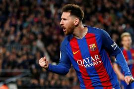 Leo Messi renueva con el Barcelona hasta 2021