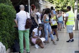 Casting de Gran Hermano 18 en Ibiza.