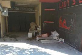 Vecinos de Gomila denuncian nuevos actos incívicos en el barrio