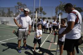 La Fundación Rafa Nadal acerca cuatro deportes de competición a 70 menores