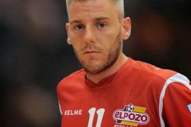 ElPozo Murcia amplía el contrato de su capitán, Miguelín, hasta 2020