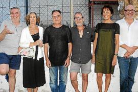 La galería L21 expone obras de Rafa Forteza