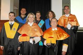 Graduación y  entrega de medallas de ESERP  Business School