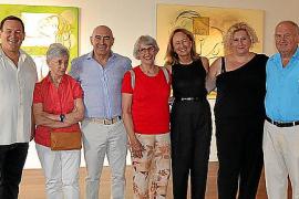 Cristina Escape presenta su obra en Capdepera