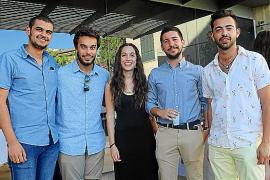 Entrega del VIII Premio de Periodismo Alberta Giménez
