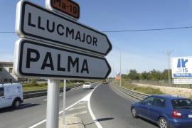 Terraferida carga contra el gobierno insular por el fondo y las formas del desdoblamiento Llucmajor-Campos