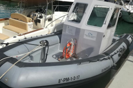 El Govern invierte 85.000 euros en una nueva embarcación de vigilancia para reservas marinas