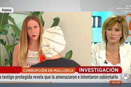La testigo protegida exige a Álvaro Gijón que «suelte su aforamiento»