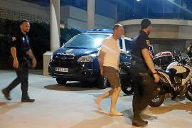 Detenido un hombre por una agresión sexual en Platja de Palma