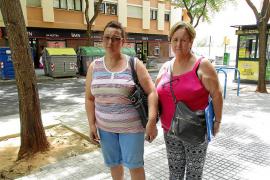 «Desde el incendio estamos en la calle y nadie del Ajuntament nos ha ofrecido ayuda»