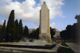 La izquierda se ha conjurado para demoler el monumento de Sa Feixina