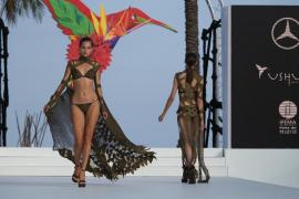 Primera edición de la pasarela Mercedes-Benz Fashion Weekend (Fotos: Marcelo Sastre).