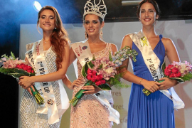 Xisca Palmer es proclamada Miss Turismo Illes Balears 2017