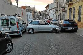 Un conductor ebrio, sin seguro ni la ITV, sufre un accidente en Inca