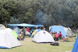 Los comercios del Santuari de Lluc denuncian actos vandálicos en la zona