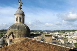 El Govern frena la degradación de la iglesia de Santa Bàrbara de Vilafranca