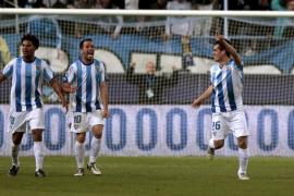 El Málaga se aferra a la fe, a Maresca y Rondón