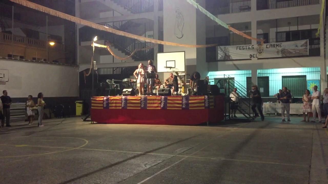 Polémica en las fiestas de Santa Catalina por supuestos abucheos a dos hombres que bailaban juntos