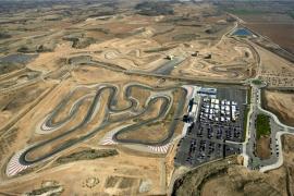 El circuito Motorland de Alcañiz acogerá el Mundial de MotoGP hasta 2016