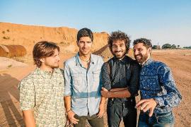 El grupo Yoyo Banana presentará su primer disco en el Festival Sonorama