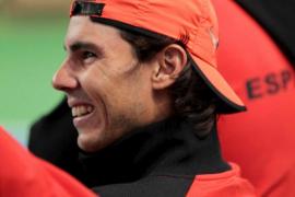Nadal: «Bélgica tiene jugadores impresionantes y ganarles será complicado»