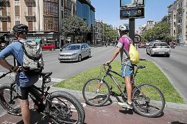 Mallorca evitará la ola de calor que a partir de este martes afectará a casi toda la Península