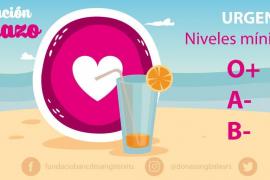 El Banco de Sangre asegura que Baleares «necesita duplicar el número de donaciones»