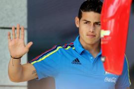 Fin al culebrón James: se marcha al Bayern de Ancelotti