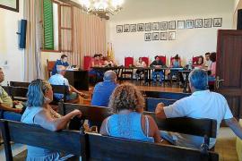 El alcalde de ses Salines denuncia «presiones y amenazas» para evitar demoliciones