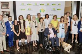 La ONCE Baleares entrega sus Premios Solidarios 2017
