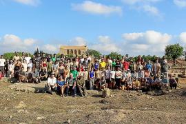 Buscan el campamento militar que dio origen a la ciudad romana de Pol·lèntia