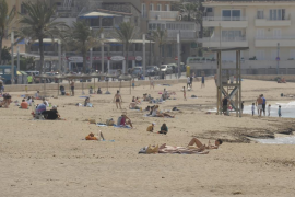 Mallorca y Menorca estaran este miércoles en riesgo por las altas temperaturas