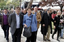 Antich no descarta llegar a futuros pactos con Convergència de les Illes Balears