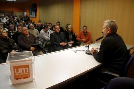 La fianza millonaria a UM impediría ahora mismo al partido de Melià presentarse a las elecciones