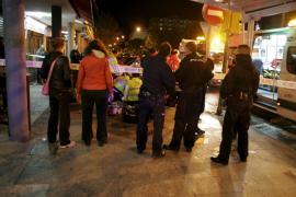 Una prostituta rusa mata de una puñalada a otra en la madrugada de ayer en un bar de Palma