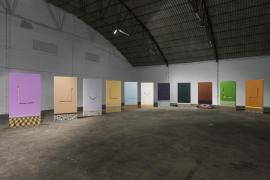 Wallid Raad y Nancy Holt, grandes apuestas de la galería Parra & Romero en 2017
