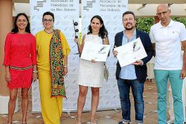 Entrega del II Premio de Periodismo de APIB