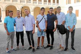 Graduación de alumnos de Grupo Fleming en La Misericòrdia