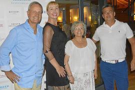 Trofeo de golf solidario organizado por ALMA en Vall d'Or de Felanitx