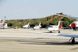 El tráfico de jets privados en Palma se dispara por el turismo residencial de lujo