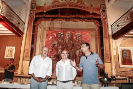 La Defensora de Sóller 'renace' con la obra mediterránea de Joan Bennàssar