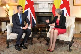 Londres responde a Felipe VI que no está en discusión la soberanía de Gibraltar
