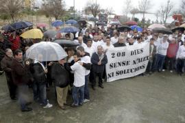 """Los Bombers de Palma piden """"soluciones"""" a las causas de la muerte de Alejandro Ribas"""