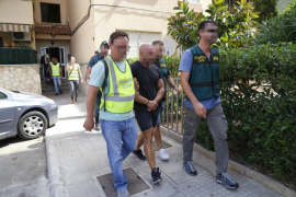 Operación contra el tráfico de anabolizantes en Mallorca